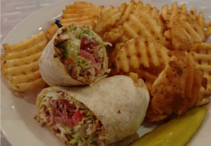 cool ranch wrap diner charlotte